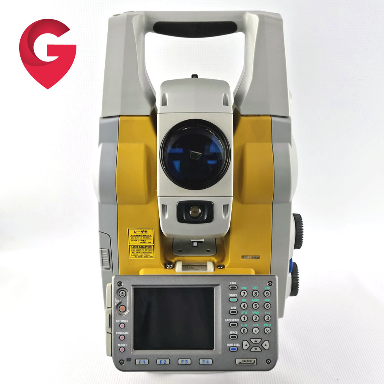"""Topcon MS1AX 1"""" Monitoring Total Station - Used"""