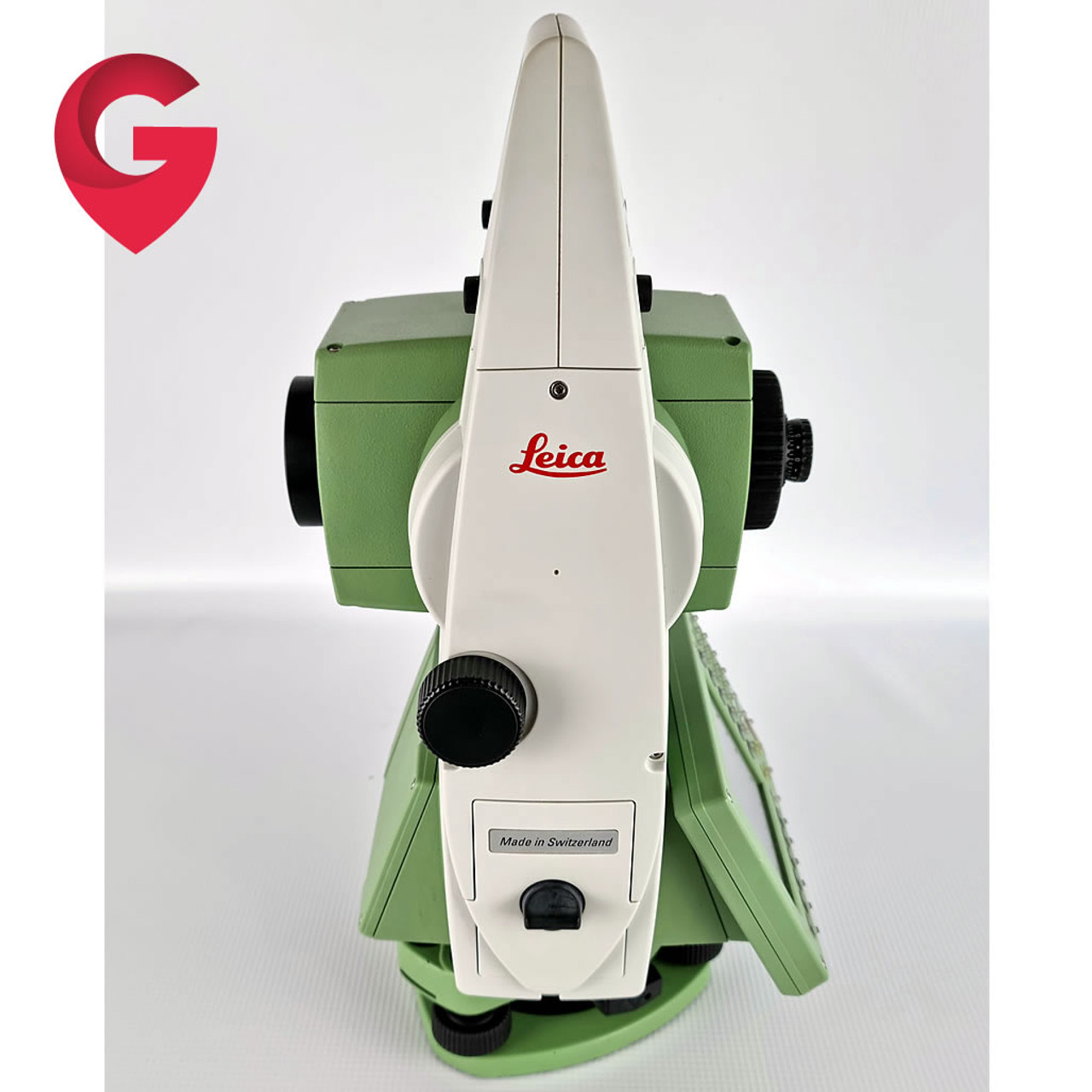 """Leica TCR1205 5"""" R100 Total Station - Used"""