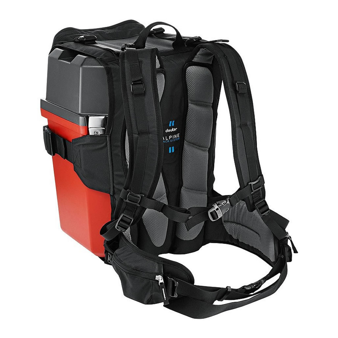 Leica GVP716 Backpack Carrying System