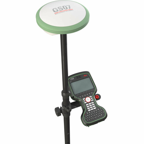 Leica GS07 GNSS NetRover Package