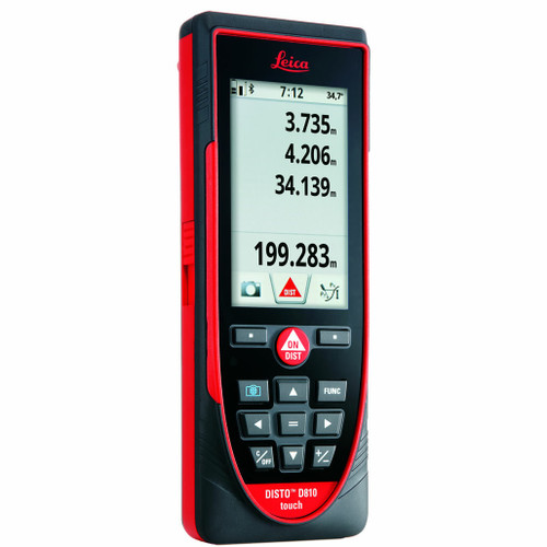Leica DISTO D810 touch Laser Distance Meter Pro Kit