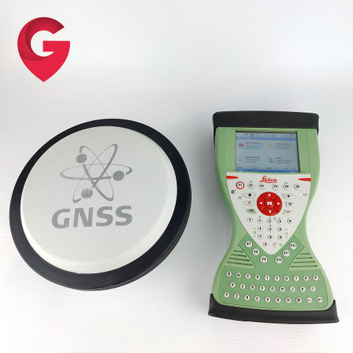 Leica GNSS GS14 & CS15 RTK NetRover  - Used