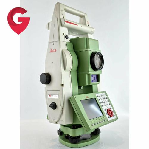 "Leica TS15 Image 1"" R400 Robotic Total Station & CS15 - Used"