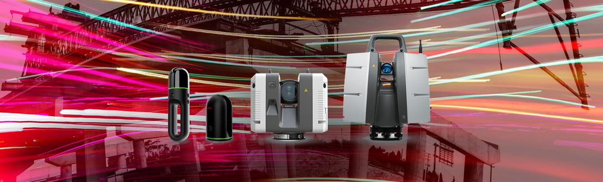 Leica 3D Laser Scanners