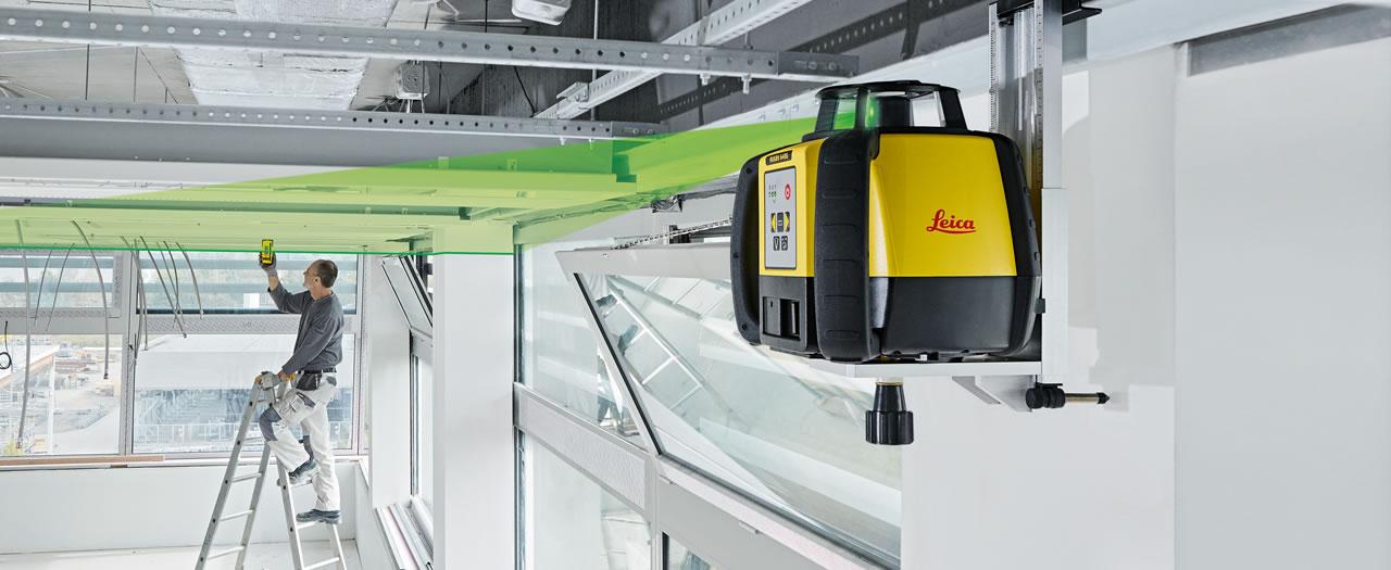 Leica Interior Lasers
