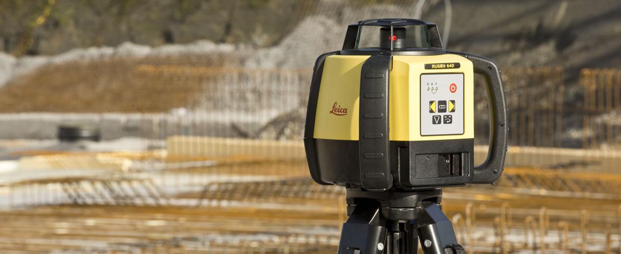 Leica Rotating Laser