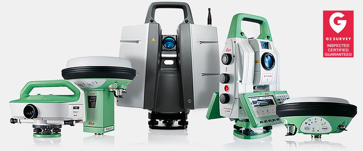 G2 Used Surveying Equipment