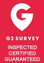 G2 Survey - Inspected Certified Guaranteed