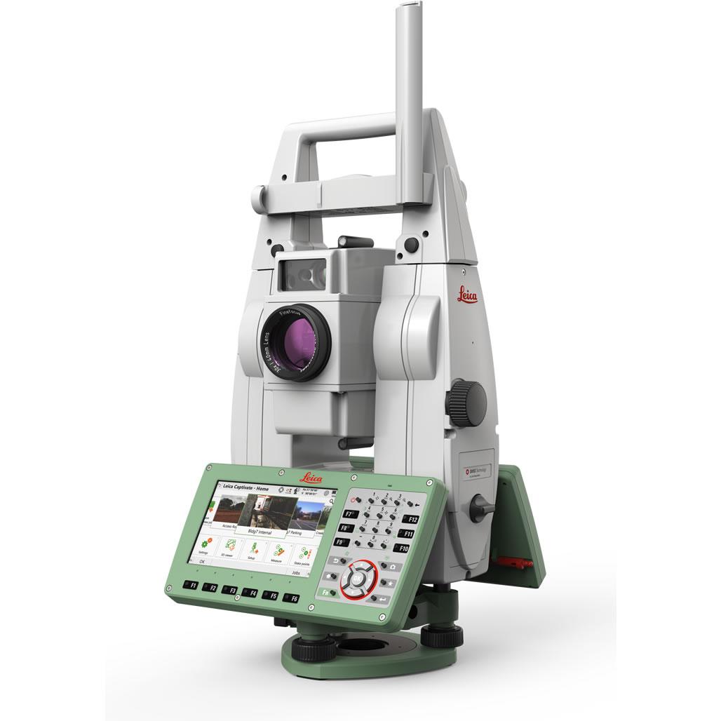 Leica TS16 Robotic Total Station