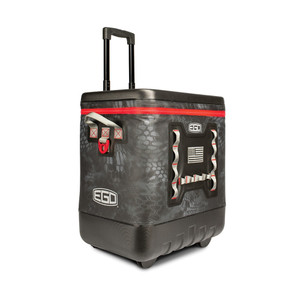 EGO TPU Tactical 40L Cooler w/ Telescoping Handle and Wheels