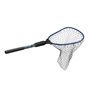 """Kryptek S1 Genesis—Large Nylon Net 31 inch Removable Handle — 19"""" x 21"""" Hoop"""