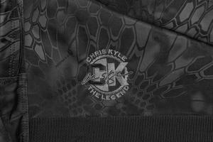 """Chris Kyle Foundation - Legend Tactical Drag Bag in Typhon 52"""""""