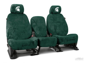 Michigan State University Seat Cover
