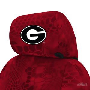 University of Georgia Seat Cover Headrest