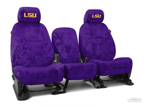Louisiana State University Seat Cover