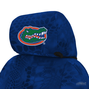 University of Florida Seat Cover Head Rest