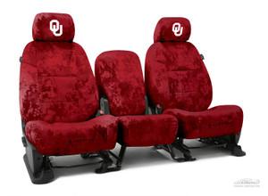University of Oklahoma Seat Cover