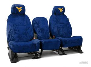 West Virginia University Seat Cover