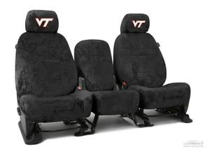 Virginia Tech Seat Cover