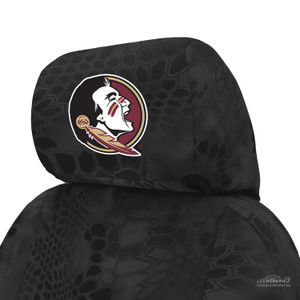 Florida State University Seat Cover Headrest