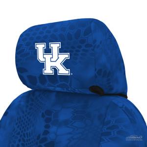 University of Kentucky Seat Cover Headrest