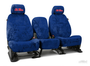 Ole Miss Seat Cover