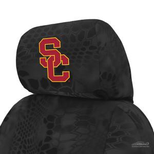 USC Seat Cover Headrest