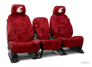 Washington State University Seat Cover