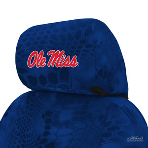 Ole Miss Seat Cover Headrest
