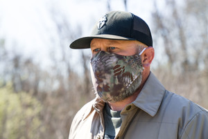 Kryptek Courtesy Face Mask