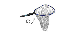 "Wade Kryptek—Medium Rubber Coated Nylon Net Clip On Tether—17"" x 19"" Hoop"