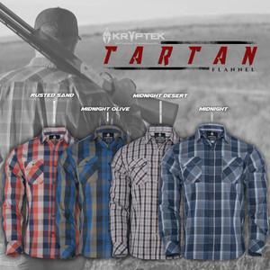 TARTAN FLANNEL LS