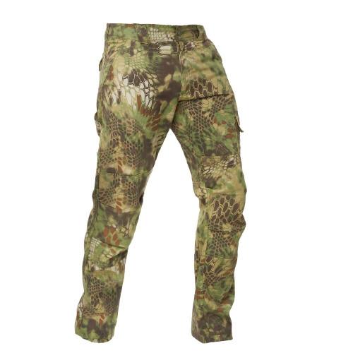 Kryptek Mens Stalker Pants Cotton Highlander Camo