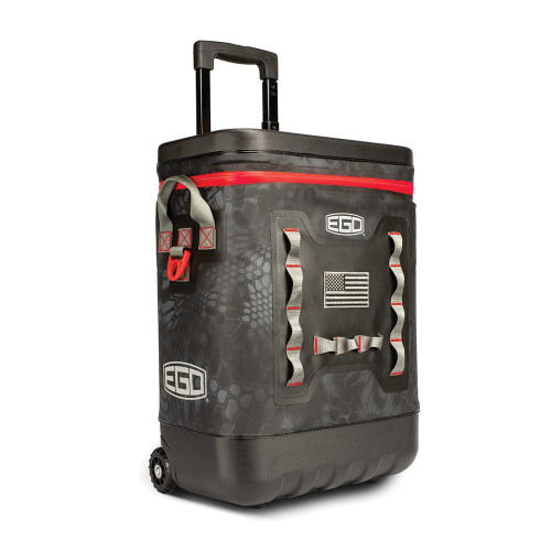 EGO TPU Tactical 30L Cooler w/ Telescoping Handle and Wheels