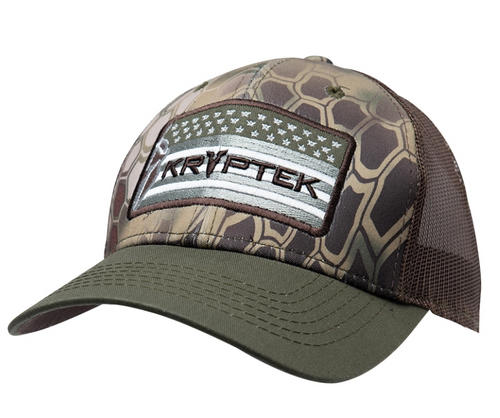 USA Warrior Hat Mandrake OS