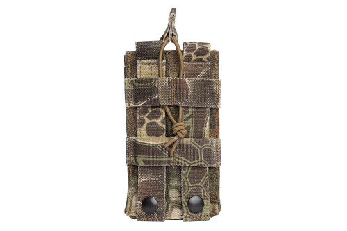 M4 Open Top Single Mag Pouch (w/Kangaroo Pistol Pouch)