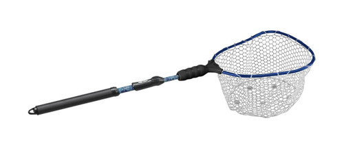 """Kryptek S2 Slider—Compact Clear Rubber Net Compact Handle—Extends 18"""" to 36"""""""