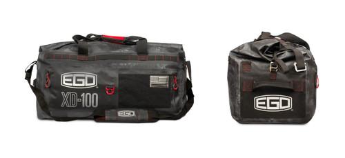 EGO 100L Tactical Dry Gear Bag 100% Waterproof