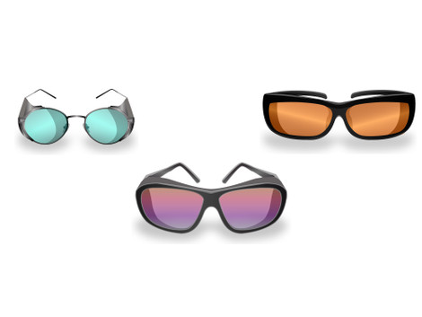 Buyers Guide |  How do I choose laser safety glasses?
