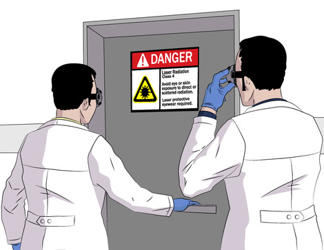 Buyers Guide | Laser Safety Signs and Labels