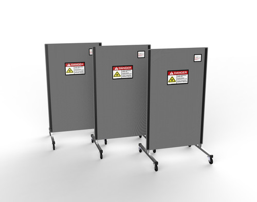 Laser Safety Barrier - 2,500W