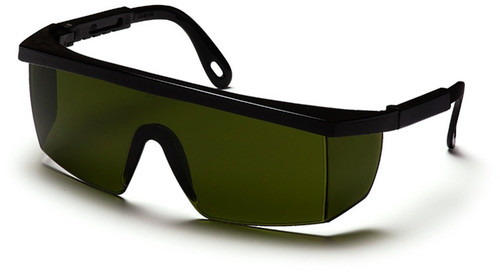 """IPL 3 and 5 Safety Glasses Europe Conformity (""""CE"""")"""