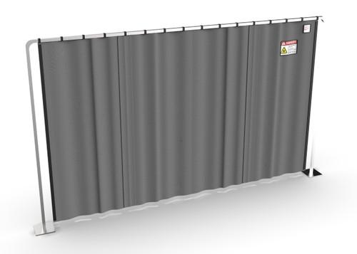 Laser Safety Curtain
