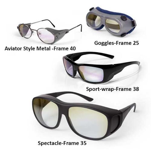 Er: YAG Laser Safety Glasses and Goggles