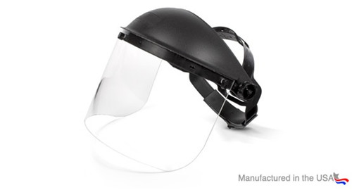 CO2 Laser Safety Face Shield
