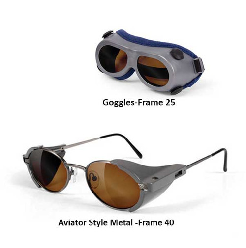 Laser Safety Goggles and Glasses
