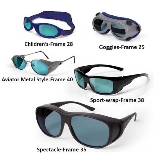Alexandrite Laser Eyewear