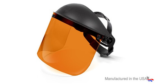 Laser Safety Face Shield 532nm