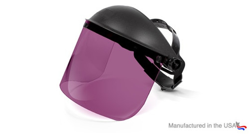 Laser Safety Face Shield 750nm - 840nm