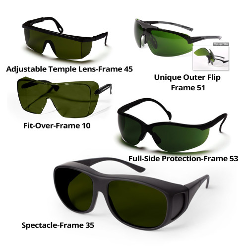 Intense Pulse Light Safety Glasses